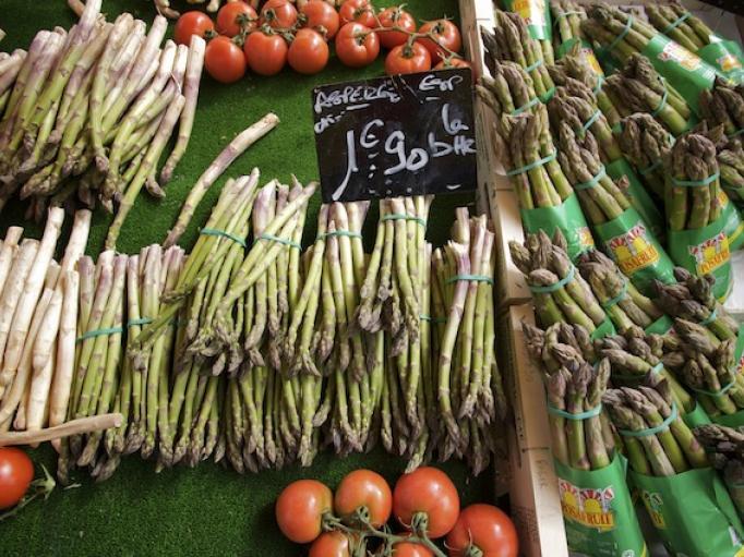Des produits locaux et de saison