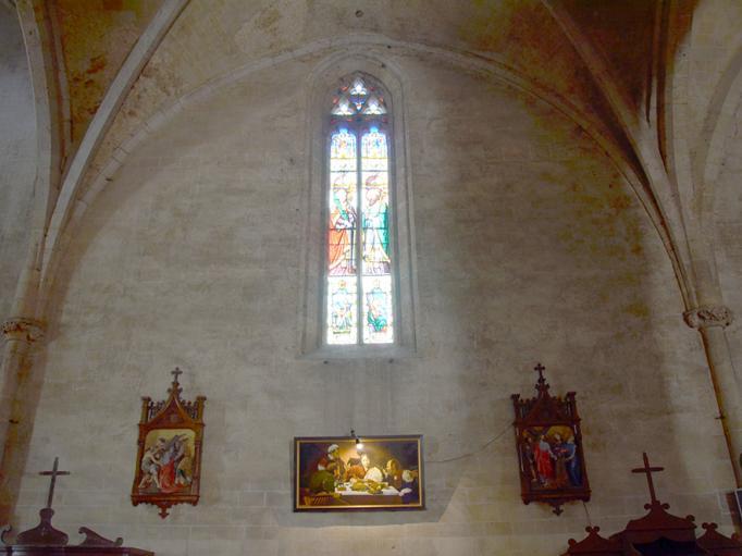 Vitrail de l'Eglise